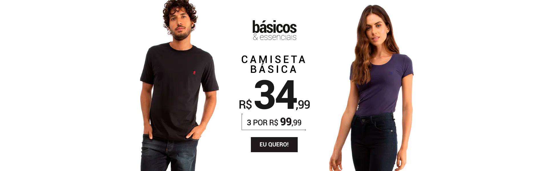 Básicas - Kit 3 por 99,99 | 1920x600