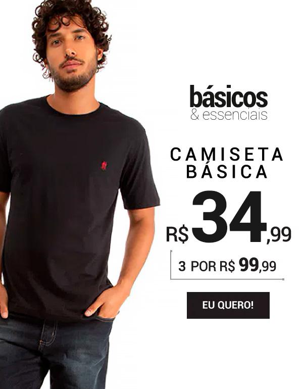 Básicas - Kit 4 por 99,99 | 600x770