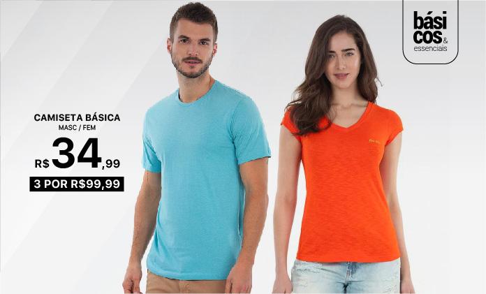 Consumidor - Camisetas Básicas   695x420