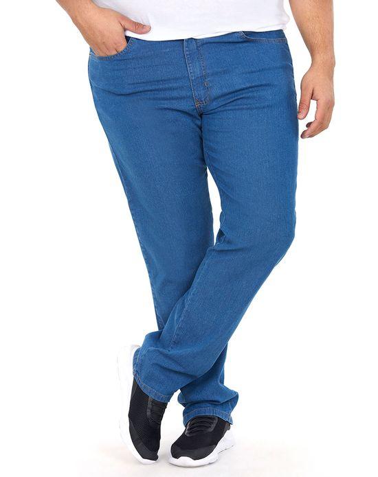 Calça Masculina Over Jeans Médio Polo Wear 50
