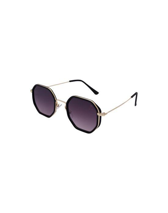 Óculos de Sol Masculino Preto Polo Wear