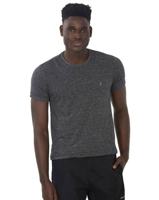 Camiseta Especial Polo Wear Cinza Escuro P